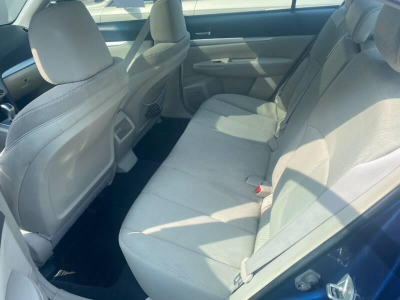 2010 Subaru Legacy AWD 2.5i Premium 4dr Sedan CVT - Bethlehem PA
