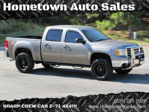 2013 GMC Sierra 1500 for sale at Hometown Auto Sales - Trucks in Jasper AL