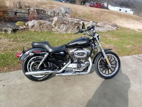 2007 Harley-Davidson XL1200L for sale at HIGHWAY 12 MOTORSPORTS in Nashville TN