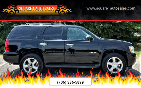 2011 Chevrolet Tahoe for sale at Square 1 Auto Sales - Commerce in Commerce GA