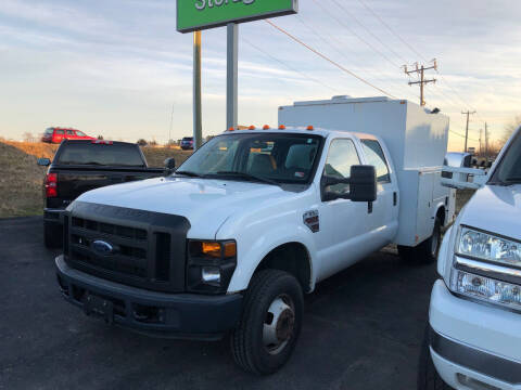 2008 Ford F-350 Super Duty for sale at Superior Wholesalers Inc. in Fredericksburg VA