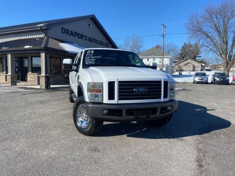 2008 Ford F-350 Super Duty for sale at Drapers Auto Sales in Peru IN