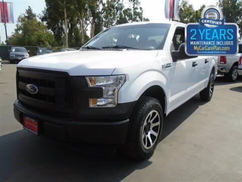 2017 Ford F-150 for sale at Centre City Motors in Escondido CA