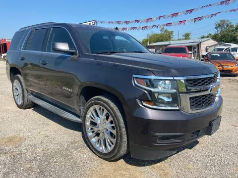 2015 Chevrolet Tahoe for sale at Collins Auto Sales in Waco TX