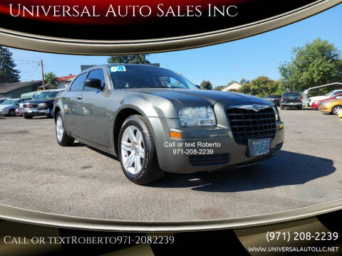 2008 Chrysler 300 for sale at Universal Auto Sales Inc in Salem OR