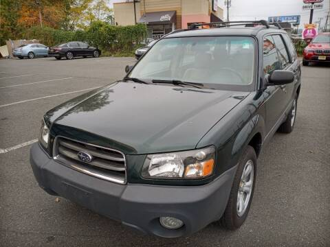2003 Subaru Forester for sale at MAGIC AUTO SALES in Little Ferry NJ