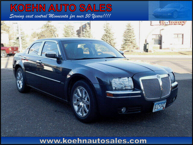 2008 Chrysler 300 for sale at Koehn Auto Sales in Lindstrom MN