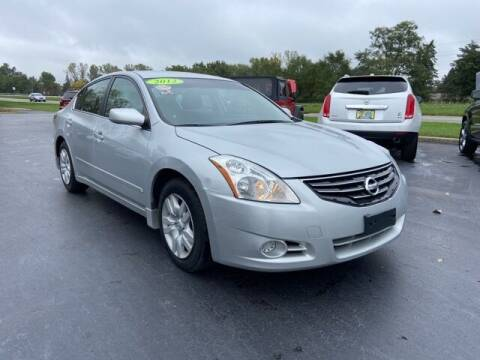2012 Nissan Altima for sale at Newcombs Auto Sales in Auburn Hills MI