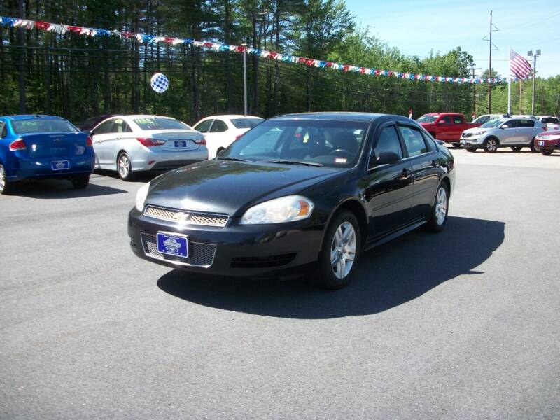 2012 Chevrolet Impala for sale at Auto Images Auto Sales LLC in Rochester NH