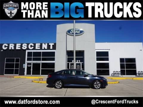 2018 Honda Civic for sale at Crescent Ford in Harahan LA