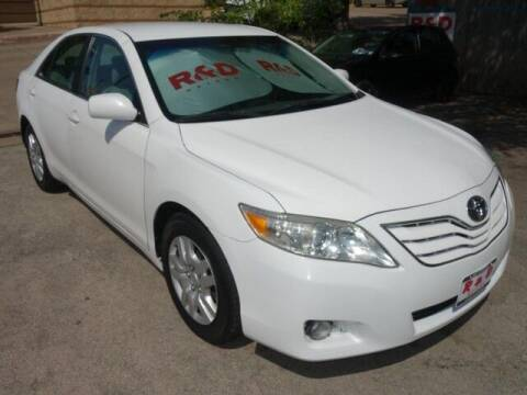 2011 Toyota Camry for sale at R & D Motors in Austin TX