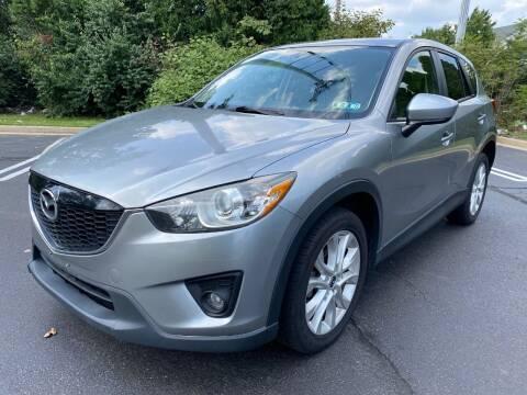2013 Mazda CX-5 for sale at Professionals Auto Sales in Philadelphia PA
