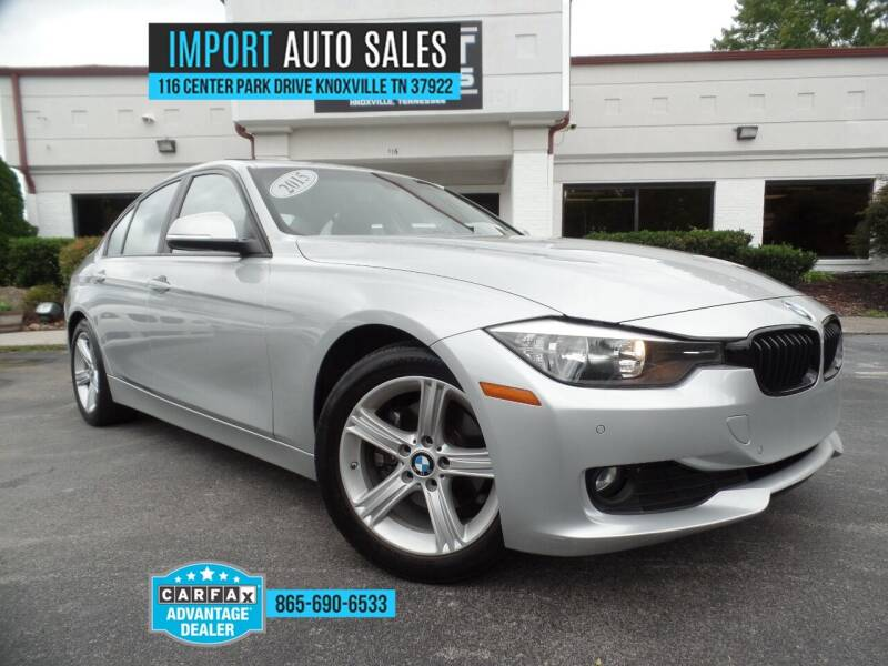 2015 BMW 3 Series for sale at IMPORT AUTO SALES in Knoxville TN