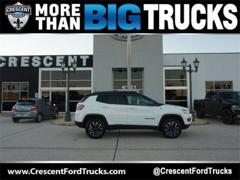 2020 Jeep Compass for sale at Crescent Ford in Harahan LA