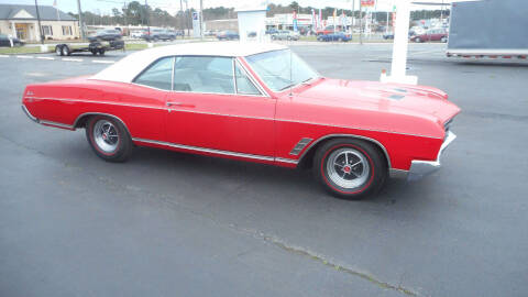 1966 Buick Skylark for sale at Classic Connections in Greenville NC