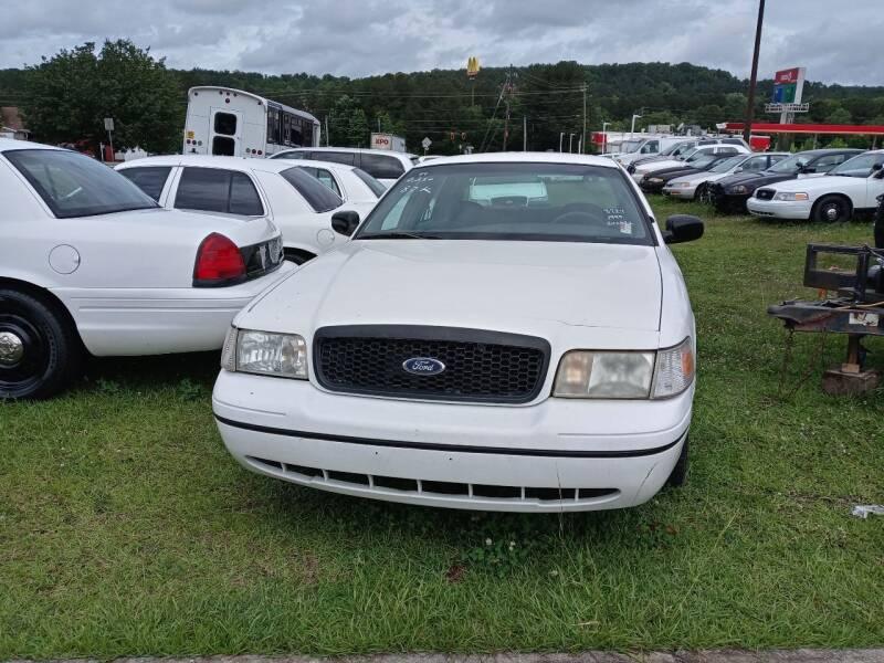1999 Ford Crown Victoria for sale at Precinct One Auto Sales in Cartersville GA