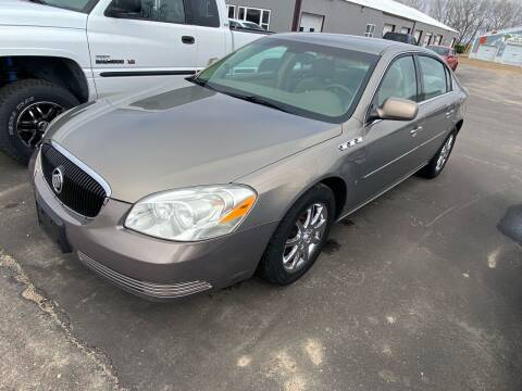 2006 Buick Lucerne for sale at Hill Motors in Ortonville MN