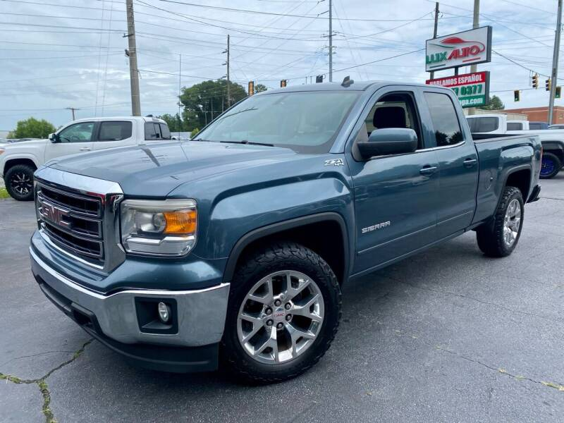 2014 GMC Sierra 1500 for sale at Lux Auto in Lawrenceville GA