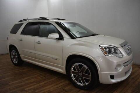 2012 GMC Acadia for sale at Paris Motors Inc in Grand Rapids MI