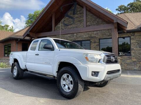 2012 Toyota Tacoma for sale at Auto Solutions in Maryville TN