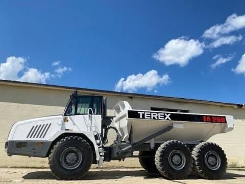 2012 Terex TA250