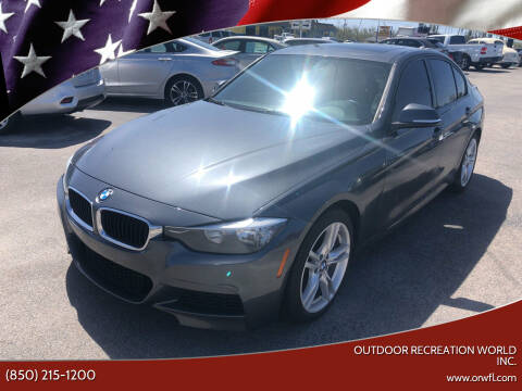 2013 BMW 3 Series for sale at Outdoor Recreation World Inc. in Panama City FL