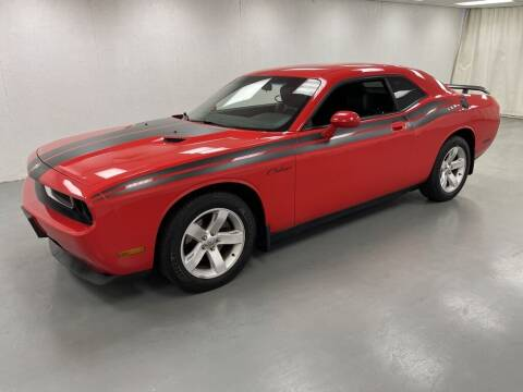 2010 Dodge Challenger for sale at Kerns Ford Lincoln in Celina OH