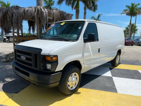 2012 Ford E-Series Cargo for sale at D&S Auto Sales, Inc in Melbourne FL