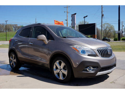2013 Buick Encore for sale at Sand Springs Auto Source in Sand Springs OK