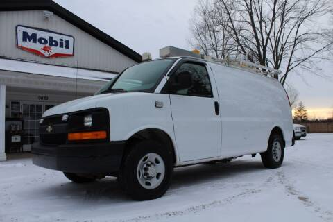 2008 Chevrolet Express Cargo for sale at Show Me Used Cars in Flint MI