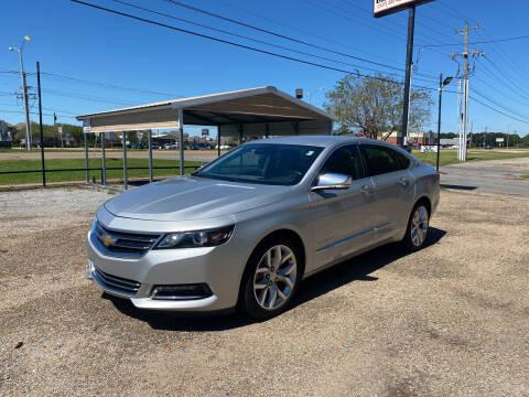 2016 Chevrolet Impala for sale at Advanced Imports in Lafayette LA