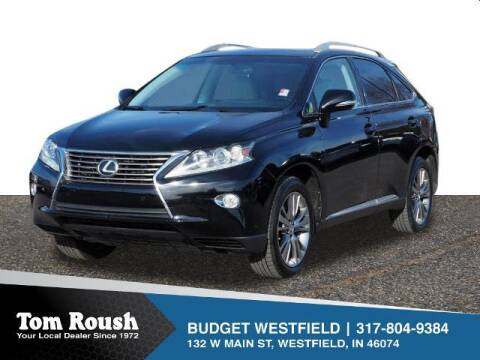 2013 Lexus RX 350 for sale at Tom Roush Budget Westfield in Westfield IN