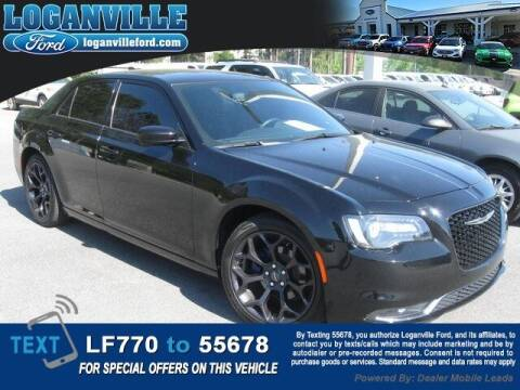 2019 Chrysler 300 for sale at Loganville Quick Lane and Tire Center in Loganville GA