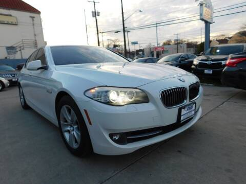 2013 BMW 5 Series for sale at AMD AUTO in San Antonio TX
