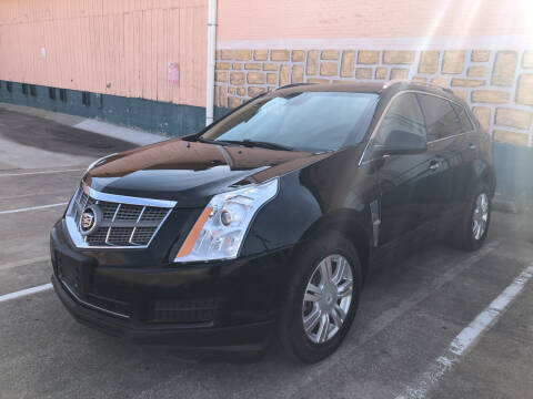 2011 Cadillac SRX for sale at Dynasty Auto in Dallas TX