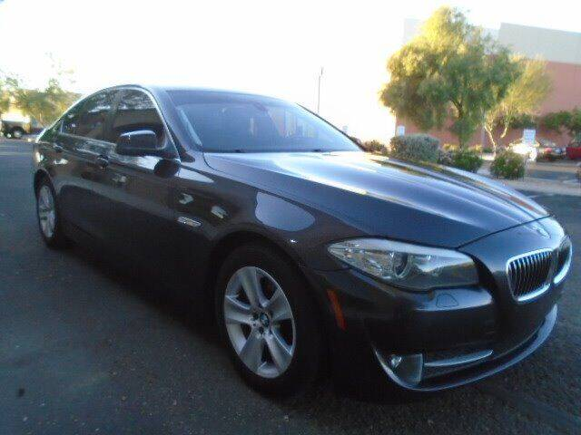 2011 BMW 5 Series for sale at COPPER STATE MOTORSPORTS in Phoenix AZ