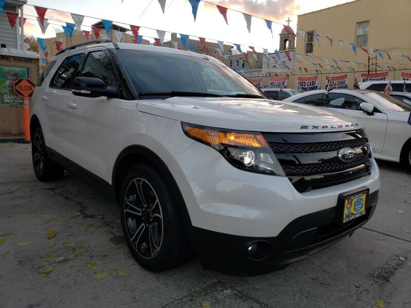 2015 Ford Explorer for sale at Elite Automall Inc in Ridgewood NY