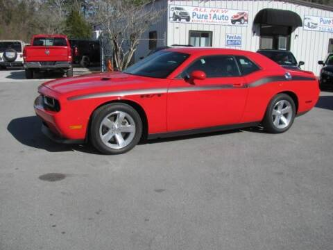 2009 Dodge Challenger for sale at Pure 1 Auto in New Bern NC