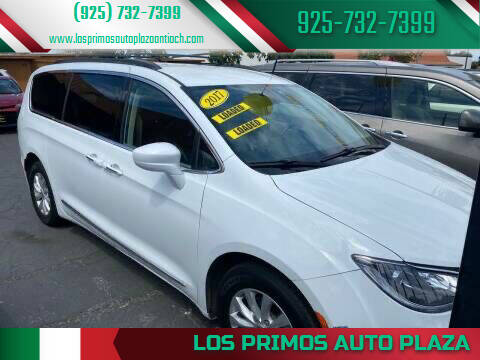 2017 Chrysler Pacifica for sale at Los Primos Auto Plaza in Antioch CA