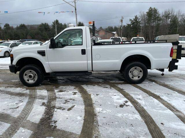 2008 Ford F-250 Super Duty for sale at Upstate Auto Sales Inc. in Pittstown NY