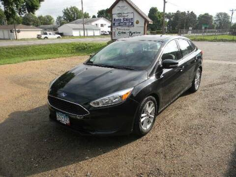 2015 Ford Focus for sale at Northwest Auto Sales in Farmington MN
