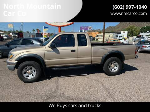 2001 Toyota Tacoma for sale at North Mountain Car Co in Phoenix AZ
