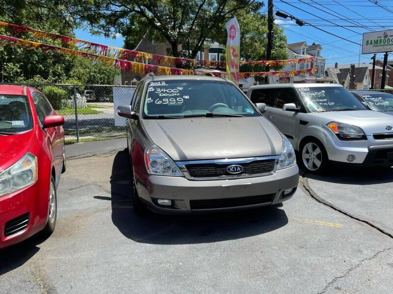 2012 Kia Sedona for sale at Chambers Auto Sales LLC in Trenton NJ