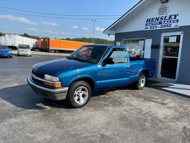 1998 Chevrolet S-10 for sale in Frankfort, KY