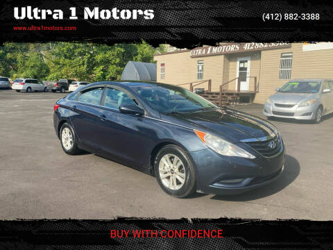 2011 Hyundai Sonata for sale at Ultra 1 Motors in Pittsburgh PA