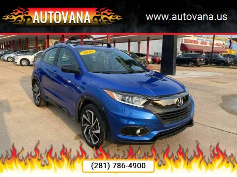 2019 Honda HR-V for sale at AutoVana in Humble TX