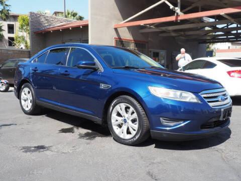 2012 Ford Taurus for sale at Corona Auto Wholesale in Corona CA
