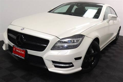 2014 Mercedes-Benz CLS for sale at CarNova in Stafford VA