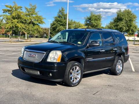 2007 GMC Yukon for sale at Supreme Auto Sales in Chesapeake VA