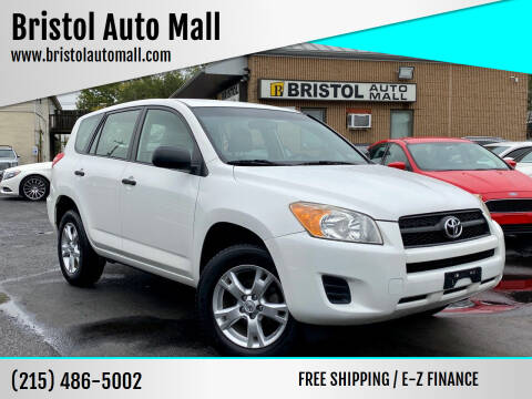 2010 Toyota RAV4 for sale at Bristol Auto Mall in Levittown PA